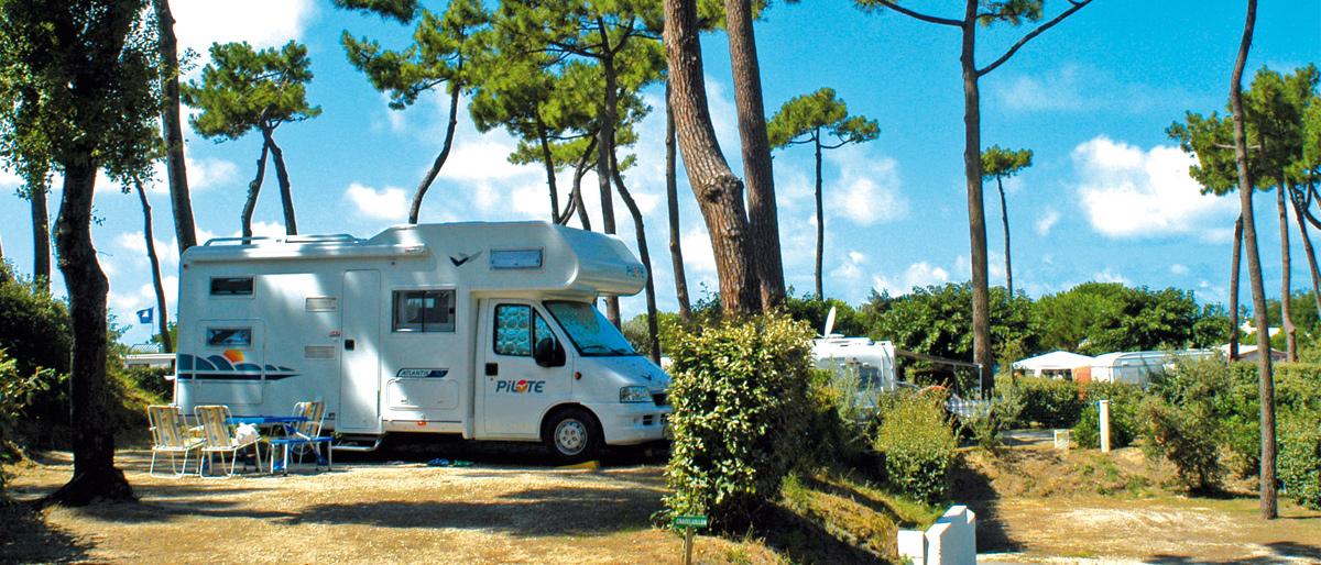 Camping Bois Soleil 5 sterren °°°°° camping vlakbij Royan, i ~ Camping Du Bois Soleil